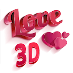 Love GIF 3D for pc logo