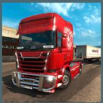Euro Driving Truck : Truck Drive Simulator 2019 icon