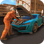 Mobile Workshop Car Mechanic Games icon