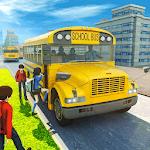 City School Bus Driver icon