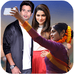 Selfie with Celebrity & Photo Editor for pc logo