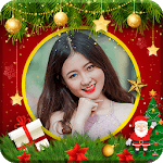 Christmas Photo Frames - Merry Christmas Wishes icon