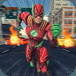 Super Light Speed Hero Robot Combat for pc logo