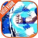 Saiyan Wariors Fighter : Budokai for pc logo