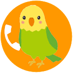 Parrot Call Confirm icon