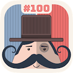 Mr. Mustachio : #100 Rounds for pc logo