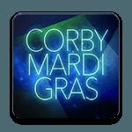 Corby Mardi Gras icon