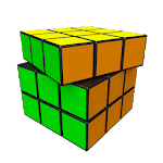 Rubik's Cube BeRubiker for pc logo