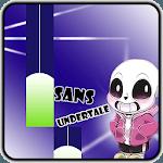 Piano Tap - Sans Undertales icon