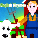 English Rhymes - funny baby,songs,kids,rhymes icon