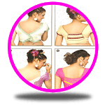 Saree Blouse Neck idea 2018 icon