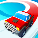 Speed Car 3D icon