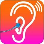 Hearing enhancer - hearing aid amplifier icon