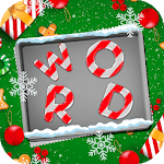 Christmas Word Game Santa Claus Puzzle Gift icon