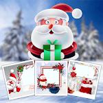Christmas Photo Frame, Collage, Scrapbook 2019 icon