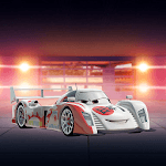 Car Racing : Lightning speed icon