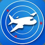 Flight Tracker Online Map: Search Flight Status icon