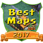 Best Maps of CoC 🛡 icon