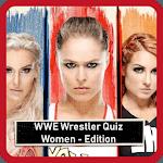 Wrestling WWE Quiz — Guess Wrestler Trivia — Women icon