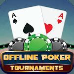 Offline Poker: Tournaments icon