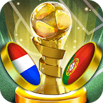 2019 World Caps Soccer: Football Cup Tournament for pc logo