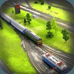 Super Hill Train Simulator icon