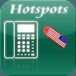 United States Mobile Hotspots icon