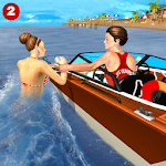 Beach Rescue Training: Coast Lifeguard Rescue Duty icon