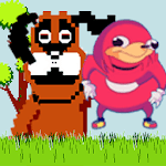 Knuck Hunt - Ugandan Knuckles for pc logo