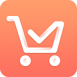 Easy grocery shopping list - Lista icon