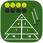Shuffleboard Score Keeper icon