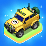 Traffic Tycoon! Merge&Idle icon