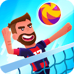 Volleyball Challenge - volleyball game icon