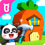 Baby Panda's Pet House Design icon