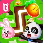 Little Panda's Pet Line Puzzle icon