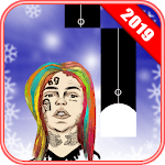 6IX9INE Piano Game for pc logo