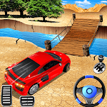Impossible Car Stunt Driving icon