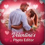 Valentine Day Photo Editor 2019 icon