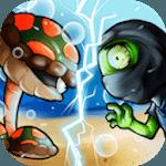 Turtle Defense Ninja Invasion for pc logo