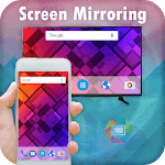 Screen Mirroring with All TV : ScreenCast icon