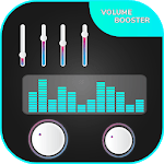 Volume Booster & Music Equalizer - Tubily Music icon