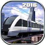 Metro Train Simulator 2 2016 icon