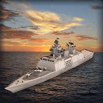 Navy Warship Simulator 3D icon