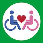 Disability Matching - Disabled Dating & Handicaps icon