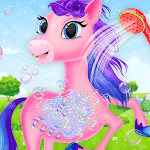 Princess Pony Daycare for pc logo