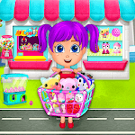Squishy Ball Toy Surprise Supermarket Shopping icon