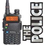 Police Radio Scanner 2019 - Prank icon