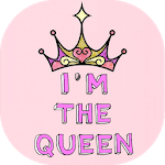 Queen Wallpapers: Girly, Cute, Kawaii icon