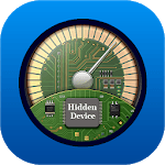 All Hidden - Spy Device Detector Free icon
