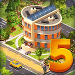 City Island 5 - Tycoon Building Simulation Offline icon